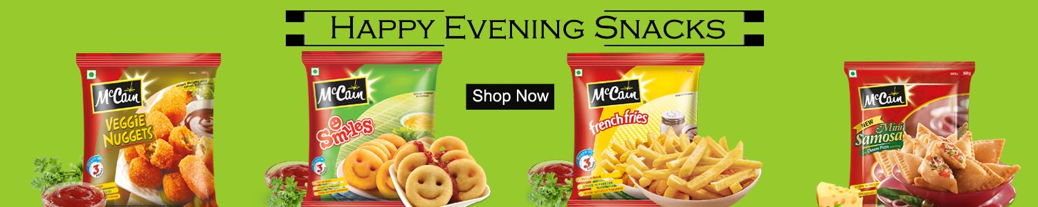 Buy All Snacks & Beverages Online on Grocio